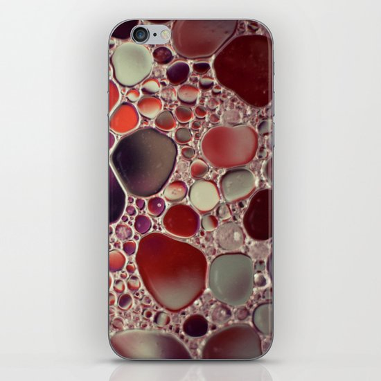 Bubble Abstract iPhone & iPod Skin