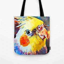 Cockatiel 3 Tote Bag