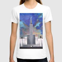 Los Angeles LDS Temple T-shirt