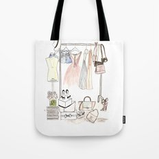 Closet Tote Bag