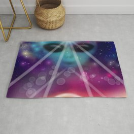 Cosmic Beauties Rug