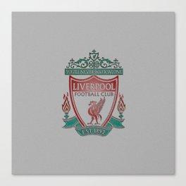 LiverpoolFC Canvas Print