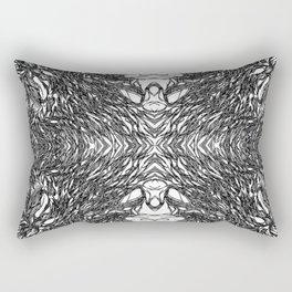 Subconscious Thoughts  Rectangular Pillow