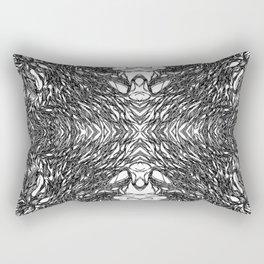 Subconscious Thoughts  Rectangular Pillow