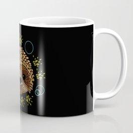 Sloth Face Coffee Mug
