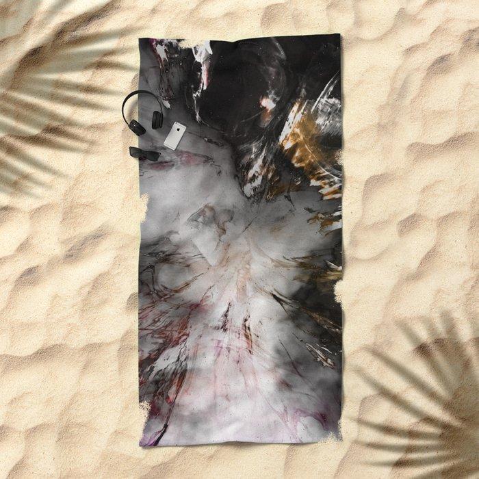 Nadir Beach Towel