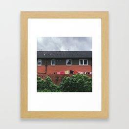 Real Life Framed Art Print