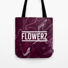 "ABSTRACT LIQUIDS XLI ""41"" Tote Bag"
