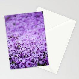 Purple by Althéa Photo Stationery Cards