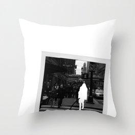 NYCm Throw Pillow