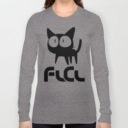 FLCL - Cat Long Sleeve T-shirt