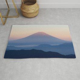 Mt. Fuji, Japan Rug