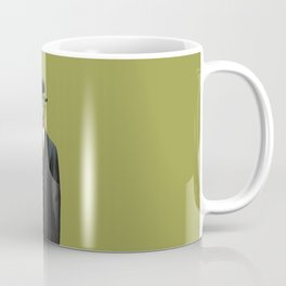 In the style of Magritte Coffee Mug
