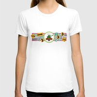 muppet T-shirts featuring Muppet*Vision 3D Billboard by Rob Yeo Design