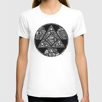 alchemy T-shirts featuring Altered Alchemy by Christina Rivera-Scott