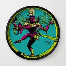 Natraj Dance Wall Clock