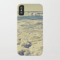 Waves iPhone X Slim Case