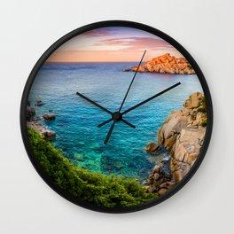 Closely Beauty Wall Clock