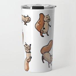 Lots of Sammy Squirrels Travel Mug