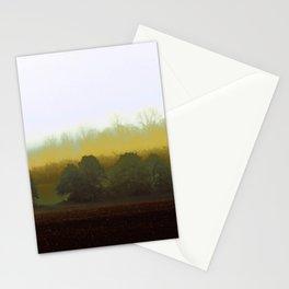 MISTY OCTOBER DAY-VII Stationery Cards