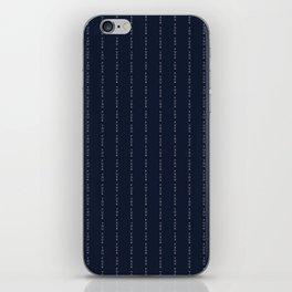 Conor Mcgregor SuiT F*ck You Navy iPhone Skin