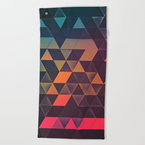 ydgg Beach Towel