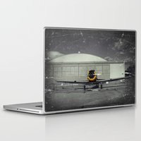 mustang Laptop & iPad Skins featuring Mustang by Jorgenson Art Syndicate
