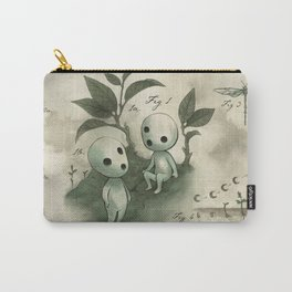 Natural Histories - Forest Spirit studies Carry-All Pouch