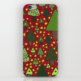 Small Trees iPhone Skin