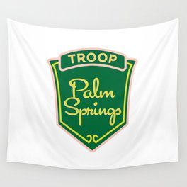 troopps Wall Tapestry