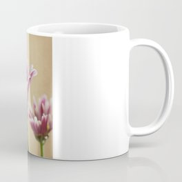 Flowers are the music of the ground Coffee Mug
