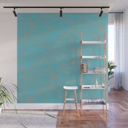 Facets Wall Mural