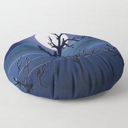 Night sex Floor Pillow