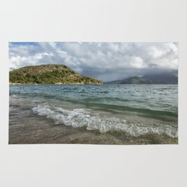 Beach at St. Kitts Rug