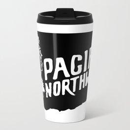 Washington State Metal Travel Mug
