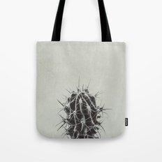 Retro Cactus Tote Bag