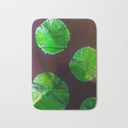 Green Moon Bath Mat