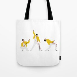 Another One Bites the Dust Tote Bag