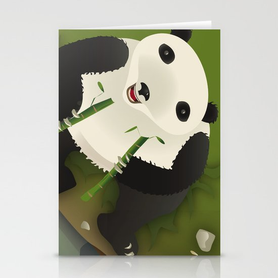 pppanda! Stationery Cards