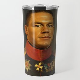 John Cena - replaceface Travel Mug