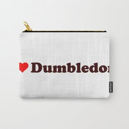 I heart Dumbledore Carry-All Pouch