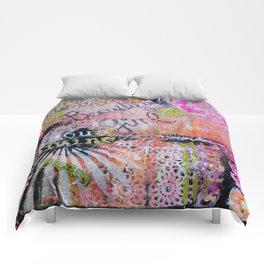 Beautiful Girl Comforters
