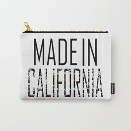 Made In California Carry-All Pouch