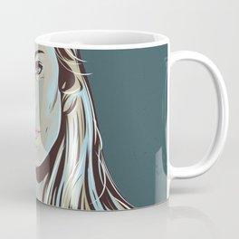 I'm in a dream. Westworld inspired Fan Art of Dolores Coffee Mug