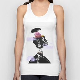 Open minded Unisex Tank Top