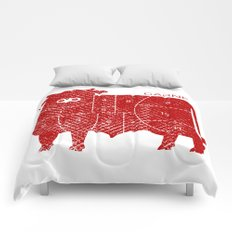 carne Comforters