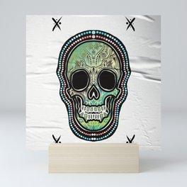 Día de Muertos Mini Art Print