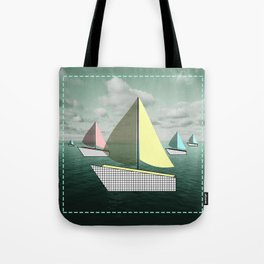 boat-full Tote Bag