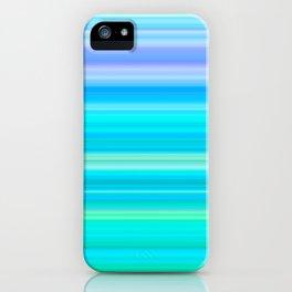 Summer Breeze Gradient iPhone Case