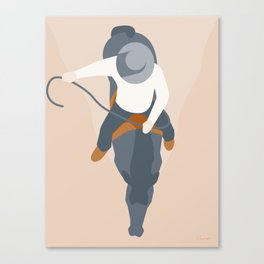 RYTTEREN Canvas Print